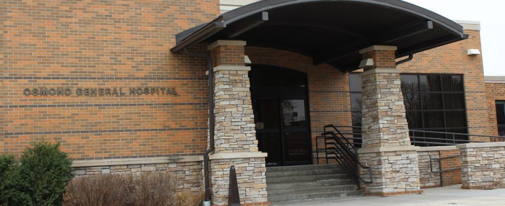 Overland Rehab Therapy Services in Osmond, NE